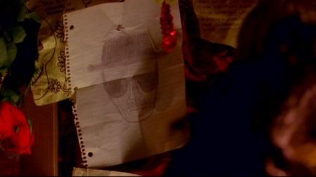 Steckbrief, Fahndungsfoto oder Heisenberg-Fanart? Die Auflösung gibt es erst später. | Quelle: Breaking Bad DVD