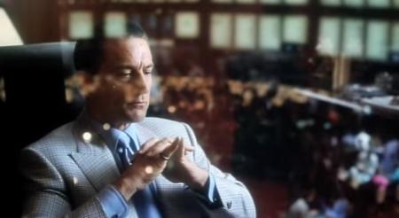 Sam Rothstein schaut sich sein Glücksspielreich von oben an.   Casino / Universal