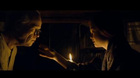 """Eine der ersten Begegnungen zwischen Benjamin und der gleichaltrigen Daisy.  Quelle: """"Der Seltsame Fall des Benjamin Button"""" Trailer"""