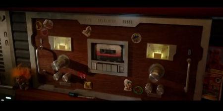 Welcome to the 80s! Das Mixed Tape und der Troll sind längst nicht die einzige Hommage an diese Zeit. | Quelle: Guadians of the Galaxy Trailer